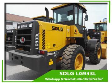 SDLG LG968N Wheel loader, SDLG LG968N